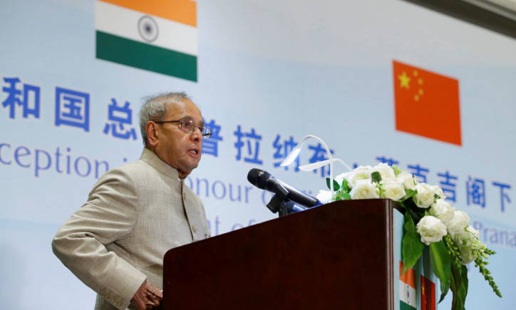 Pranab Mukherjee stresses on clean, renewable energy to meet power demand