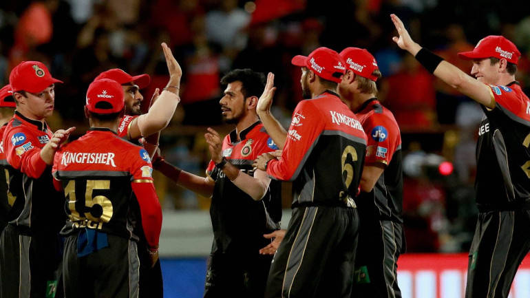 Gayle, Chahal guides RCB to 21-run win over Gujarat