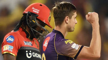 IPL 10: RCB collapse to lowest IPL total of 49, lose to KKR by 82 runs