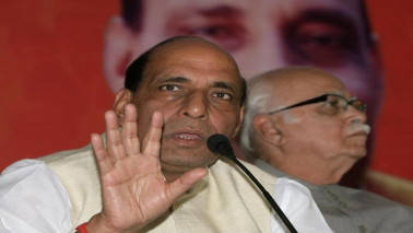 Rajnath Singh to hold meeting of North East CMs on Monday