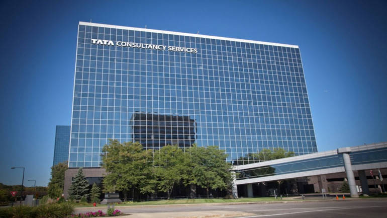 TCS net dips sequentially, annually in Q1