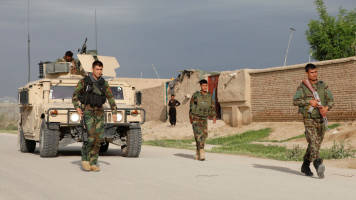 Taliban attack army camp in southern Afghanistan, killing 43