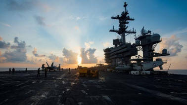 US warship challenges China's South China Sea claims