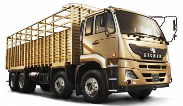 Eicher cuts truck, bus prices by up to 5%