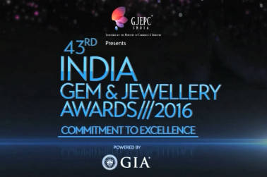 Watch: 43rd India Gems & Jewellery Awards