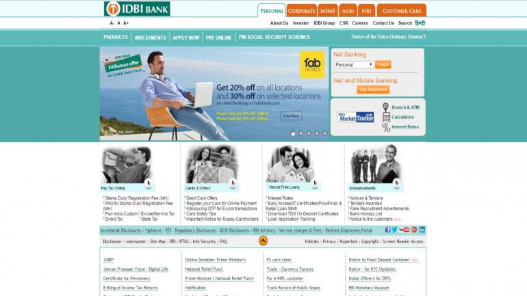 IDBI Bank's Q4 net loss nearly doubles to Rs 3,200cr