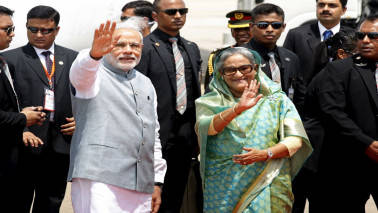 Bangladesh PM Sheikh Hasina pitches for more trade channels with India