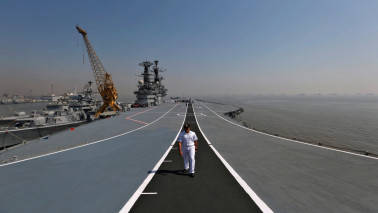Israel Aerospace Industries gets $630 mn deal for Indian Navy