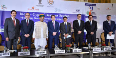 Tax treaty to boost eco ties between India, Cyprus: Meghwal