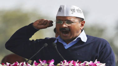 Act as per rules: LG to vigilance in plea against Kejriwal