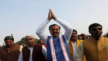 SP, BSP governments looted people for 14 years: Keshav Prasad Maurya