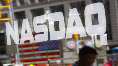 Nasdaq opens at record high as Wall Street rallies