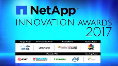 Watch: NetApp Innovation Awards 2017