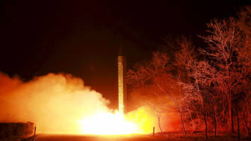 North Korea says 'will negotiate only after attaining capability to strike mainland US'