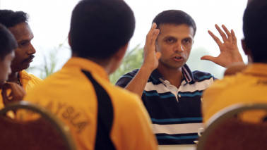 ICC Champions Trophy: Rahul Dravid on Team India's odds
