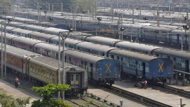 Train drivers to go on 36-hour protest fast from today