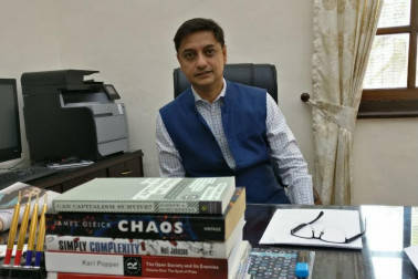Policies should be flexible like Hinduism and English: Sanjeev Sanyal
