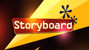 Story Board: The Isobar story