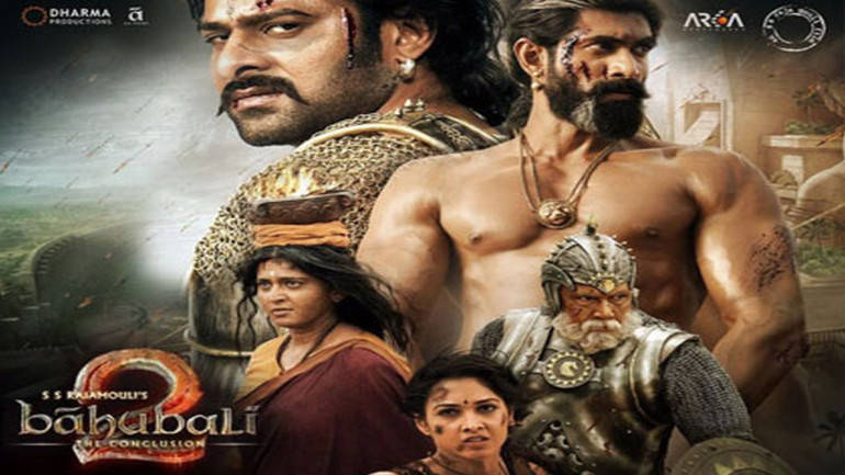 Baahubali 2 could have grossed Rs 100 cr-mark on day 1 as per early estimates