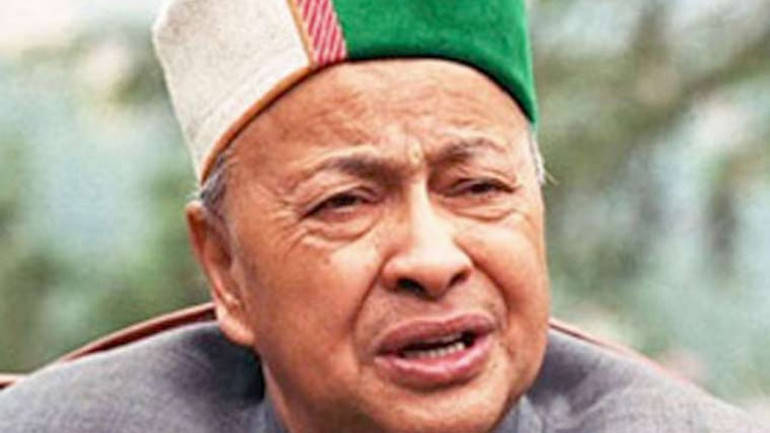 ED attaches Rs 5.6 crore assets of Virbhadra Singh's family