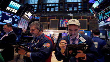Tech recovery sends Wall Street to records with Fed next