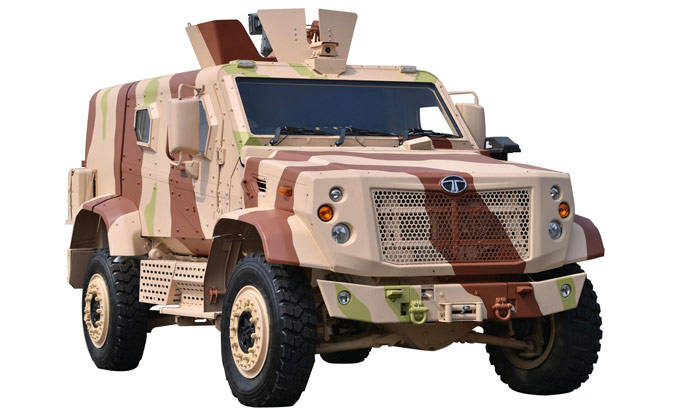 Tata Motors targeting $1-bn turnover from defence, open to foreign contracts, too