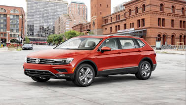 Volkswagen ready to take covers off the Tiguan SUV