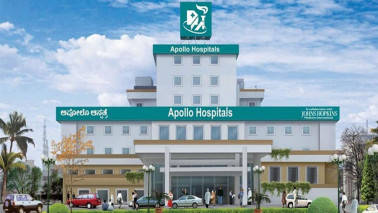 Apollo Hospitals Q1 net profit dips 51% at Rs 35.21 cr