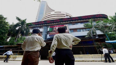 Market Update: RIL hits record high, Power Grid top gainer; Axis Bank tanks over 8%