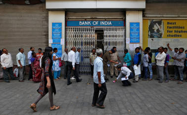 Indian banks' bad loans seen at 15% of total by Mar 2018: S&P