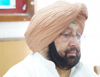Punjab CM accepts resignation of minister Gurjit Singh