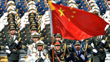 China accuses Indian troops of 'crossing boundary' in Sikkim