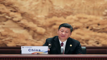 China's Xi Jinping says willing to work on differences with South Korea
