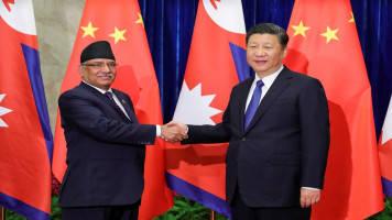 International ties not a 'zero-sum game': China on Nepal PM's India trip