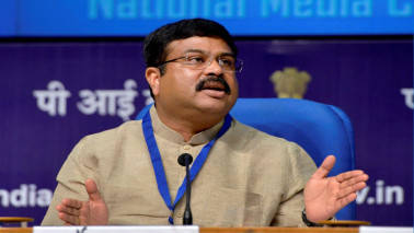Fuel price hike: Pradhan says prices may come down by Diwali, pitches for oil products under GST