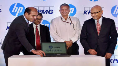 HP, KPMG unveil GST solution for traders, small businesses