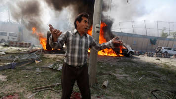 Afghanistan: At least 12 killed, 20 injured in car bomb explosion in Kabul