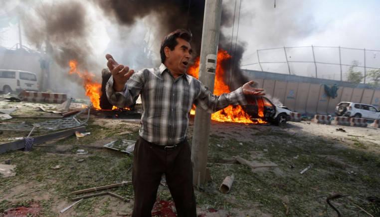 Bomb blast in Manipur capital