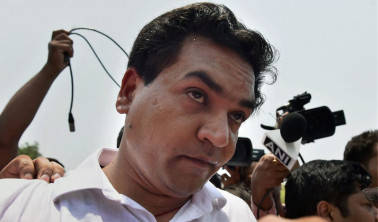 Kapil Mishra on hunger strike, demands details of foreign tours'