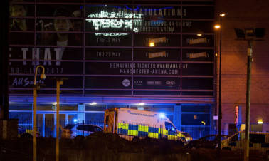 At least 19 killed, 50 injured after blast at pop concert in UK's Manchester
