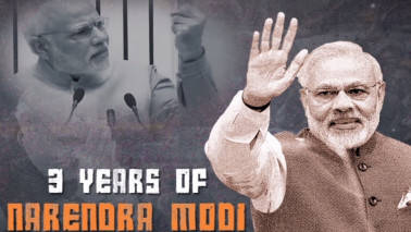 PM Narendra Modi's three years in power: New initiatives, victories and conflicts