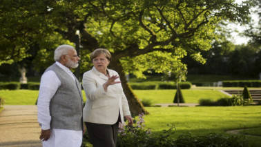 Very good interaction with Chancellor Merkel: PM Modi