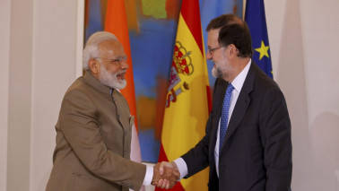 India and Spain call for 'zero tolerance' on terrorism