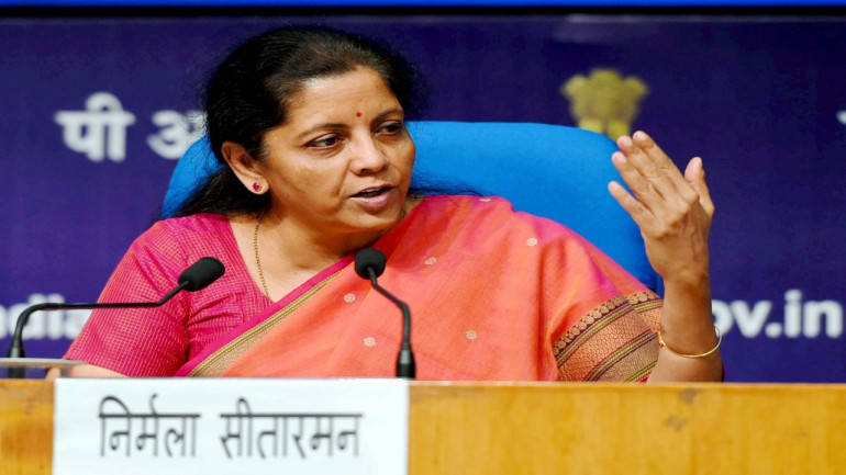 Nirmala Sitharaman to meet WTO chief today in Geneva