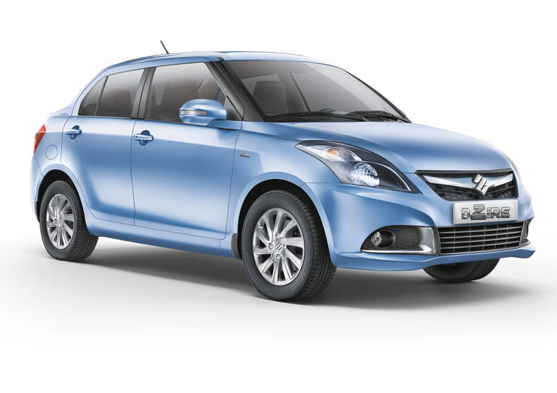 This is the out going model of Maruti Dzire. In comparison to this model, the new version is light in weight which makes it the most fuel-efficient diesel car in India giving 28.4 kmpl (under test conditions).