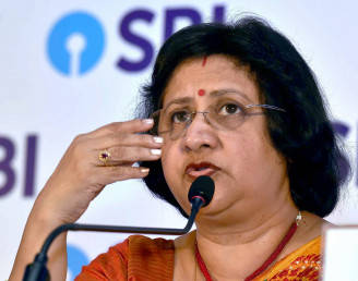 Credit growth in SBI is an unfinished agenda: Arundhati Bhattacharya
