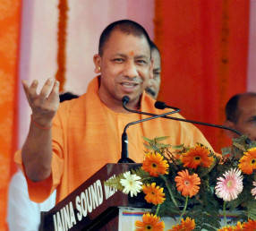 Yogi Adityanath to distribute 'shagun' condoms for UP's newlyweds