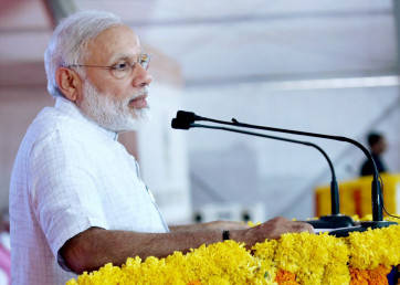 PM  Narendra Modi reviews progress of UDAY, mines auction