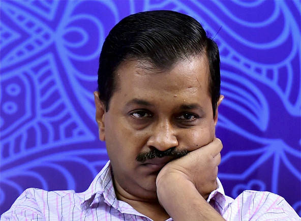 Delhi's LG is treating Arvind Kejriwal 'like a peon:' Opposition MPs