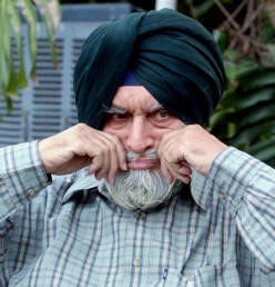 Supercop KPS Gill passes away